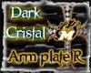 Dark Cristal Arm Plate R