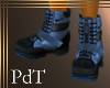 PdT Gnarly Boots Blue M
