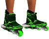 Men's rave rollerblades