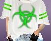 *Sexy White Toxic Tshirt