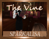 (SL) The Vine Waitress