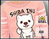 Y' Style Shiba Inu KID