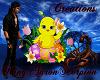 {KAS}Easter Duckling