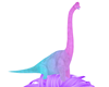 Kawaii Head Brachiosarus