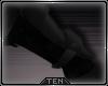 T! Dark armor gloves