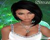 Maggie Black Silk