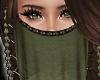 + Liza Veil - green +