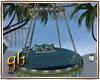 Blue Island Bed \poseles