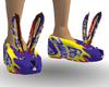 :) Easter Slippers