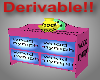 Derivable Wash Table