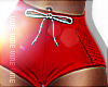 Retro Shorts Red RLL