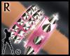~ Spike Pink Bracelet R