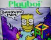 Playboi Bootleg Bart Tee