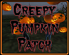 Creepy Pumpkin Patch