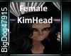 [BD]FemaleKimHead