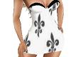 French Lily Mini Dress