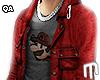 Mario Jacket - Red