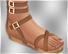 (PH) Sandals-Tan