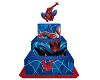 S.T~SPIDERMAN CAKE