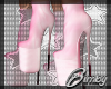 Pink Bunny Boots