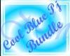 cool blue pj bundle