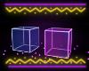 |NEON Club|  Cubes