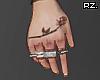 rz. Rings Silver