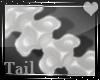 Bone Tail ~White