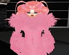 Furry Hood Pink MF V2