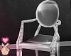 e louis ghost chair