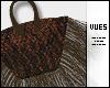 BR / Frill Python Bag