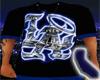 LA Graphic Tee Blue