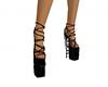 Forset heels black