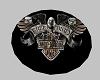 Harley Eagle Rug