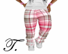 [T] Pink Pant