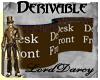 [LD] TF Reception DRV