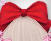 d. headbow red