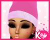 iK|Doll Snow-Hat Pink