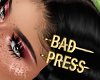 ⓦ BAD PRESS Hair Pins
