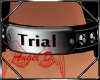 xAxDx Trial Collar F BLK