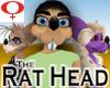 Rat Head -Womens