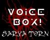 Super Cute Voice Box pt3