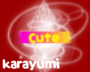 (Kar) R. Cute