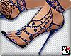 *Dance Shoes Blue