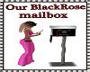 Our BlackRose Mailbox