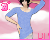 [DP] New Blue Sweater