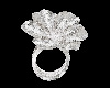 JS Diamond Rose Ring