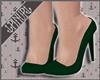 K| Green Heels