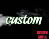zak's custom