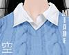 空 Sweater Blue 空